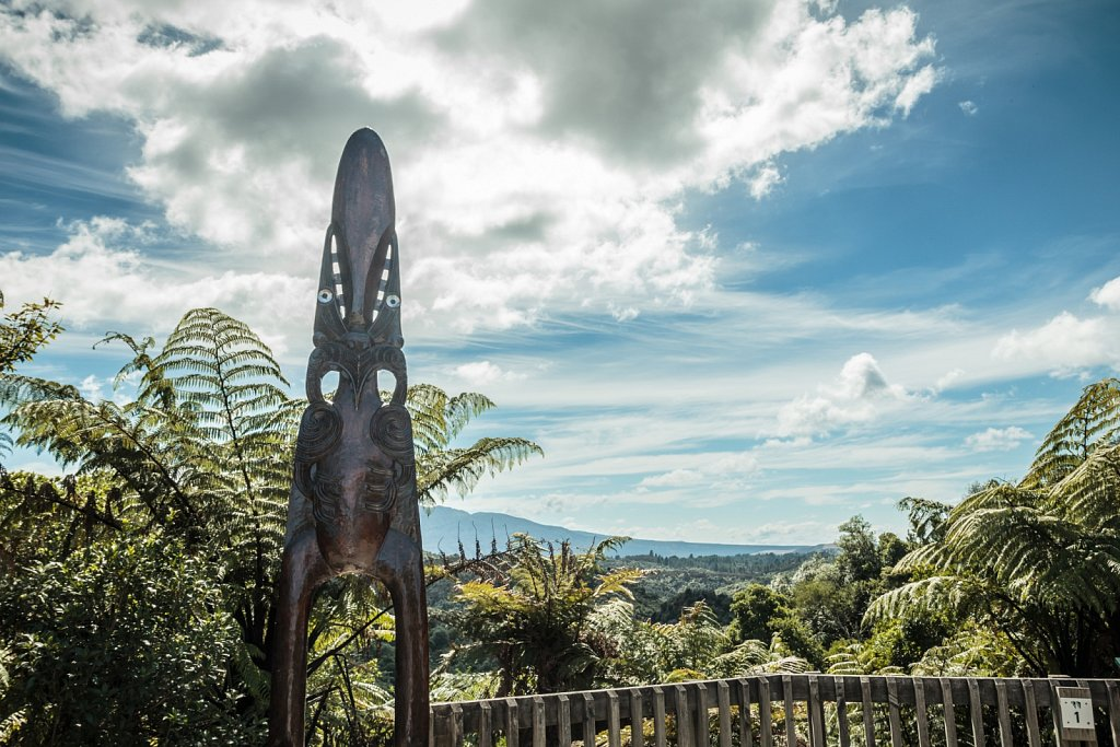 Wanganui Volcanic Valley Lookout
