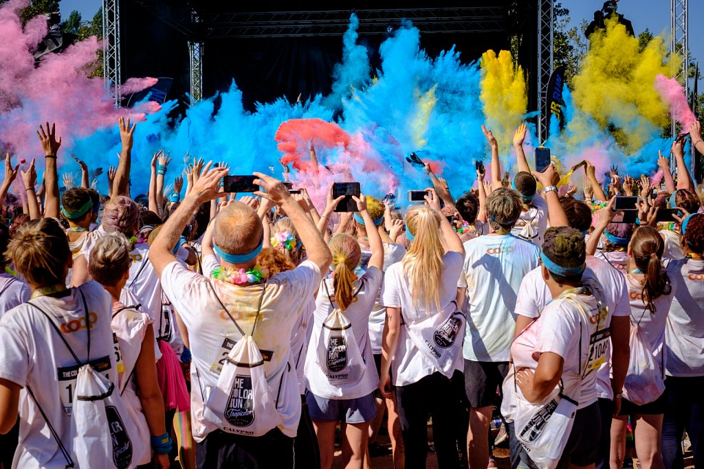 Color Run 30