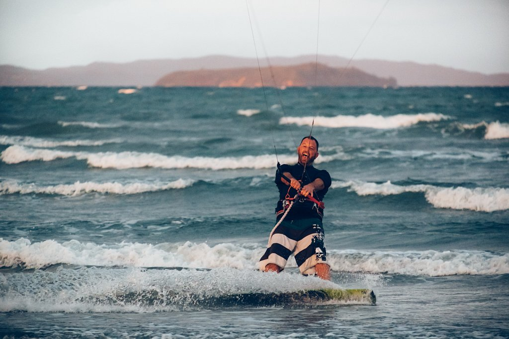 Kite Surf Haka