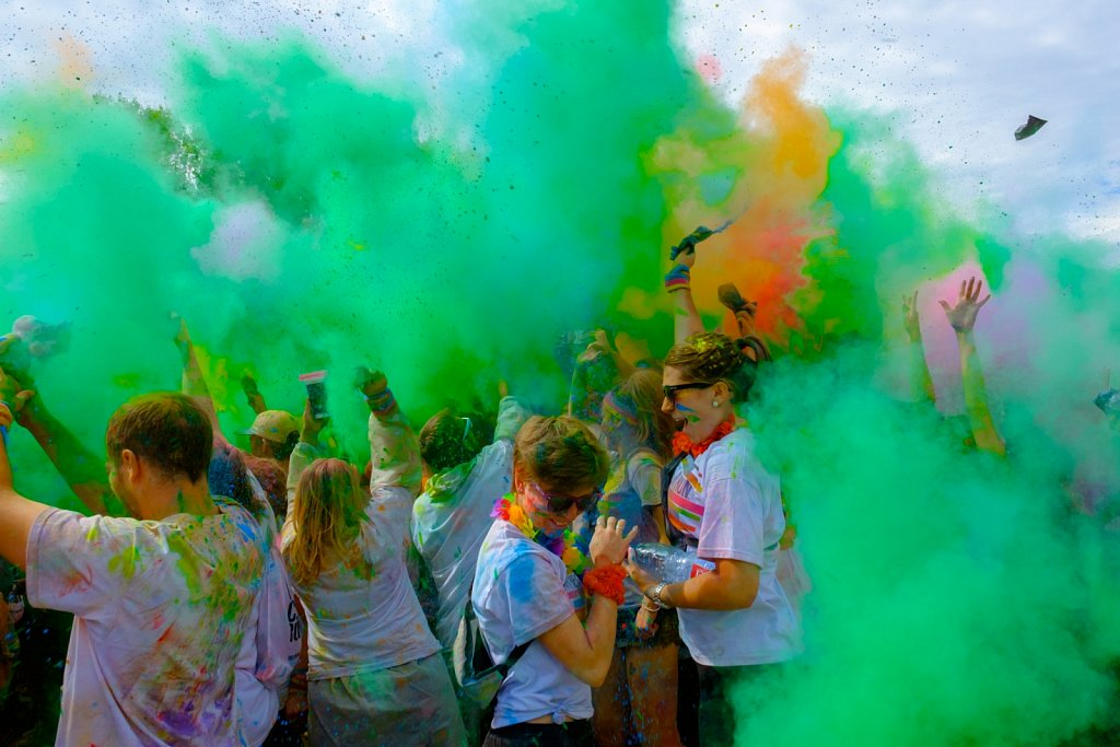 Color Run 15